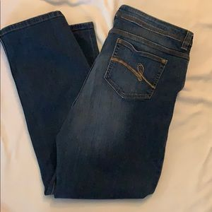 Denver Hayes size 18 Kate Crop jeans
